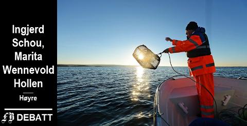 Fjordfisk har 76 leverandører fra Østfold. De to Høyre-politikerne mener det kan bli flere.