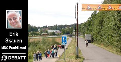 Skoleveien – en arena for fysisk aktivitet, eller for å sitte passivt i et bussete.