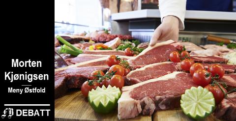 Morten Kjønigsen og ti butikksjefer slår et slag for matfag. Det trengs fagfolk for å levere den kvaliteten forbrukerne forventer.