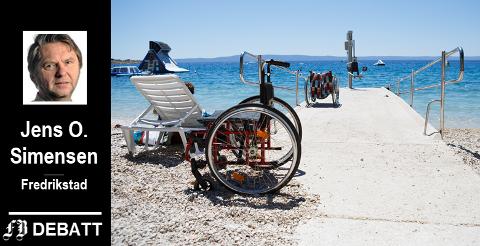 Jens O. Simensen mener BPA handler om at mennesker med nedsatt funksjonsevne skal kunne styre sitt eget liv: – Hvor mange av oss ville akseptere at vi skal rapportere til kommunen om vi reiser utenlands?