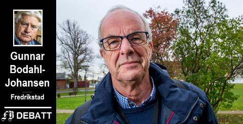 Kronikken forklarer innsynsrettens store betydning for demokratiet, og utpeker Terje Moland Pedersen til frontperson i et angrep på denne retten.