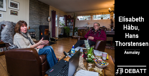 Elisabeth Håbu og Hans Thorstensen stiller dette spørsmålet til Hvaler-ordføreren: – Hvorfor får vi ikke et ordentlig svar på vår innsynsbegjæring om hvor våre dokumenter, adressert til hele det politiske nivået på Hvaler, har tatt veien?
