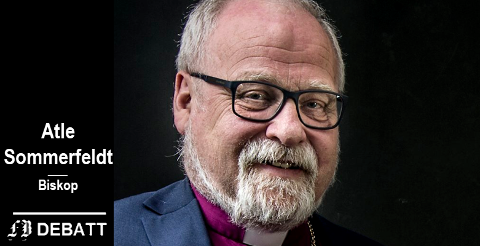 Biskop Atle Sommerfeldt: – Det mest skremmende, slik jeg ser det, er at politiske ledere i land etter land benytter fryktretorikk i sine politiske kampanjer rettet mot mennesker som er annerledes.