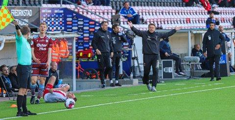 Bjørn Johansen og FFK står med full pott etter to kamper.