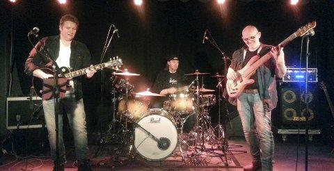 På hjmmebane: Lokal Kraft spiller på Trixie på Trofors onsdag kveld.