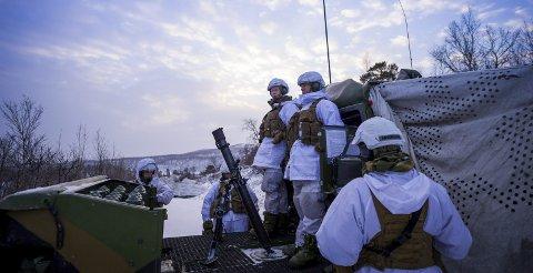 Skremmende utvikling: Det blir stadig flere tegn til opprustning over grensa i Russland. Norske politikere må våkne og legge mer penger på bordet. ILLUSTRASJONSFOTO