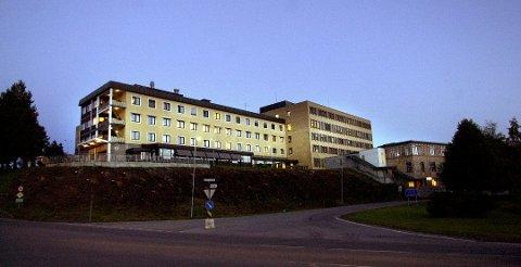 Får kritikk: Fyllkesmannen i Oslo og Viken mener operasjonen av en kvinne ved Kongsberg sykehus ikke ble utført forsvarlig.