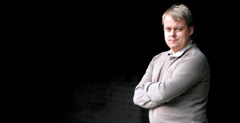 Erlend Wiborg understreker viktigheten av at asylsøkere lærer seg norsk.
