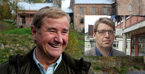 VANT FRAM: Christen Sveaas fikk ja til konsesjon fra Landbruksdepartementet - igjen. Det liker ordfører Ola Tore Dokken dårlig.
