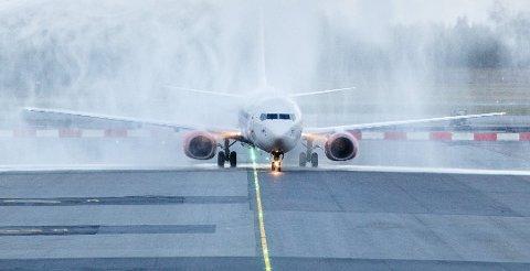 Det er fare for to streiker i luftfarten i sommer. Foto: Audun Braastad, NTB scanpix/ANB