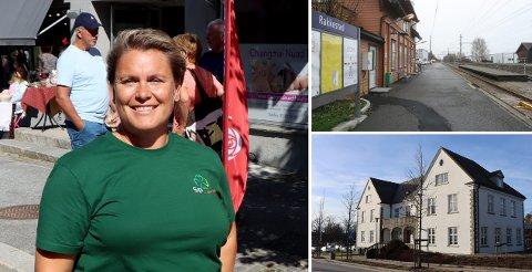 VÅRT RAKKESTAD: Ordfører i Rakkestad, Karoline Fjeldstad, er godt fornøyd med tilbakemeldingene fra innbyggerundersøkelsen. Til sammen rundt 1500 innspill har kommet inn.