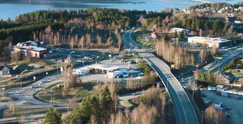 Nye Veier leter nå etter entreprenør som vil bygge E6-kryss i Moelv.