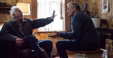 FALLING: En uspiselag far som får begynnenede alzheimer er utgangspunktet for et oppgjør mellom far og sønn i Viggo Mortensens kritikeroste regidebut.