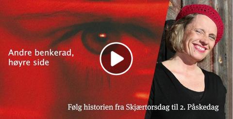 PRØVER SEG DIGITALT: Sanger og ordkunster Randi Mossing prøver seg med digitaldistribuert videoserie i påsken.