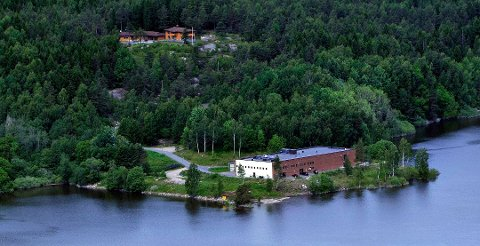 Vannverket på Baterød. (Foto: Jarl M. Andersen)