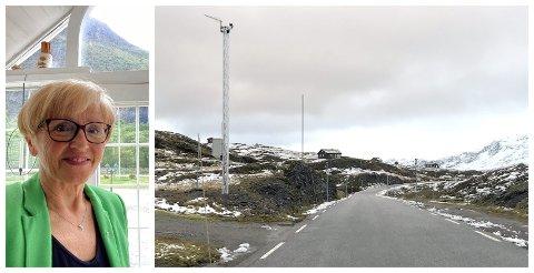 - SPENNANDE: Tysdag ettermiddag avgjer Stortinget om Vikafjellstunnelen kjem inn att i NTP. – Dette blir spennande, seier Liv Signe Navarsete (Sp).