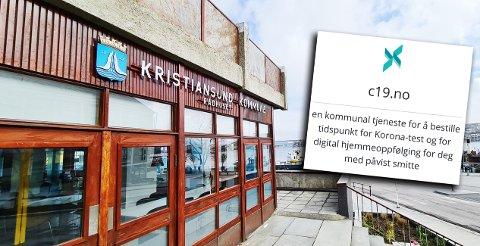 Siden det ikke fantes en god nok løsning som hele Norge kunne bruke, laget Kristiansund kommune sin egen nettjeneste for å håndtere oppfølging og bestilling under koronapandemien. Nå sprer den seg videre til andre kommuner i Norge.