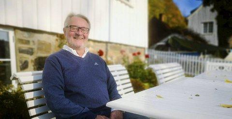 Trapper ned: Michel Esnault har vært daglig leder ved Sørlandsporten næringshage siden 2011. Ti år før det var han med å etablere bedriften. Nå vil han la nye krefter slippe til.Foto: Juni Wendelin Fasting