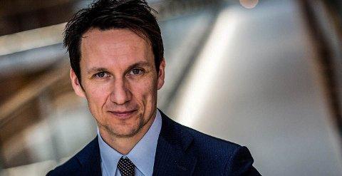 Morten Kinander, instituttleder Institutt for rettsvitenskap og styring ved Handelshøyskolen BI