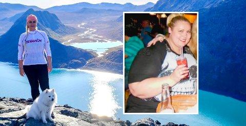 FJELLTURER: Gleden Anita fikk gjennom mat har nå blitt byttet ut med fjellturer