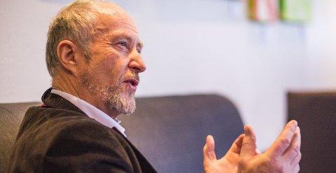 Reagerer: Ole Haabeth fortsetter som fylkesordfører. Han vil ta grep for å øke valgdeltagelsen.    Arkivfoto: Geir A. Carlsson