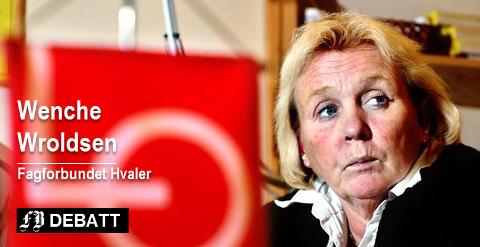 Wenche Wroldsen: – Sykefravær er mer enn prosenter og statistikk, hevder vi.