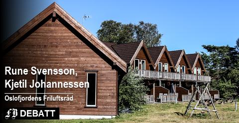 Hvaler Resort skal få nye boliger på sjøsiden, og det mener Oslofjordens Friluftsråd er uheldig. I varselet om at planarbeid starter er eiendommen kalt Hvaler Park Boligsameie.