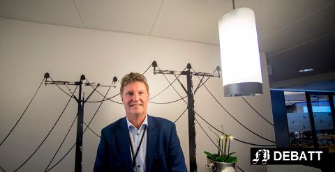 – Konsernsjef Trond Andersen skjeller ut Julsen og Bjørndal som vil kommunens og innbyggernes beste, mener Finn Eriksen.