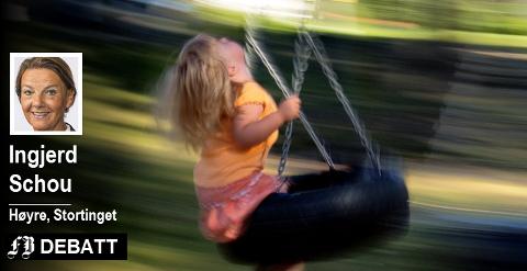 Ingjerd Schou om sårbare barn: – Veiledning og oppfølging av forsterhjem er et område der det svikter i mange kommuner.