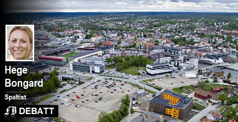Har meldt seg på: – Fredrikstad er med i konkurransen takket være lokale aktører som står frem i god lagånd, de som tar samfunnsoppdraget for Fredrikstad på alvor, skriver Bongard.