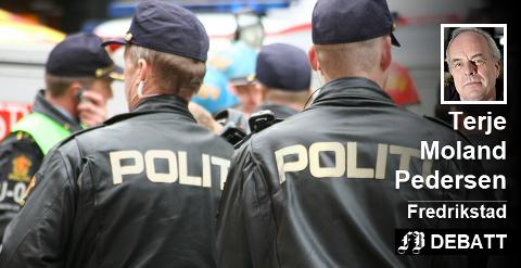 – Med hardere kriminelle miljøer, terror og kriser har beredskap og operativt politiarbeid fått økt betydning og det må få konsekvenser for utdanningen, skriver Terje Moland Pedersen og mener en ny politihøyskole trenger gode øvringsområder og bør ligge utenfor Oslo. Foto: Mostphotos