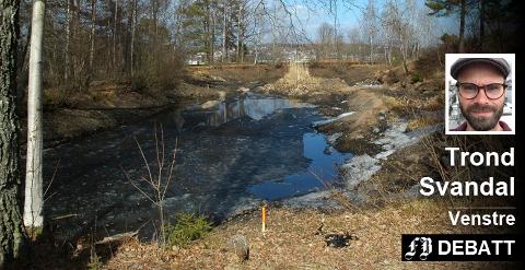Det var i januar 2012 Bjølstaddammen ble tappet ned fordi det var lekkasje i demningen. Nå ser det endelig ut til at dammen vil bli permanent reddet.