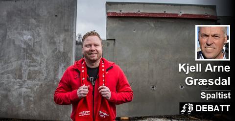 Daglig leder i Fredrikstad Næringsforening beskriver en amerikansk trend der det er for lett å kaste ledere, og bruker FFKs styreleder Jostein Lunde som et godt eksempel på det motsatte: – Jostein er industrileder og har forstått hva trygghet og kontinuitet betyr for organisasjonens kultur og prestasjoner.