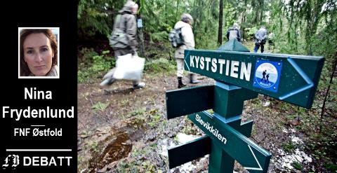 Å legge til rette for fysisk aktivitet, trivsel og friluftsliv for alle grupper i samfunnet, er et av målene for flertallspartiene i Fredrikstad. Nina Frydenlund mener det nyopprettede aktivitetsrådet  kan bidra godt til dette.