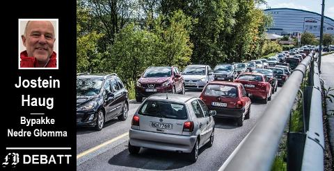 –Når vi klarer å flytte persontransporten bort fra bil vil fremkommeligheten på veiene bli bedre for næringslivet, kollektivtrafikken og for de som må benytte seg av bil, skriver Jostein Haug.