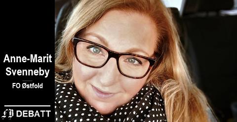 – Det hersker ofte fordommer blant folk om hva som er årsaken til fattigdom; at man er skyld i det selv, at man ikke gidder å jobbe og lignende, mener Anne-Marit Svenneby.