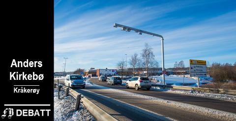 – Hvor mange underskrifter mot bompenger som er samlet inn her i byen vet jeg ikke, men det er nok til at det for enkelte partier kan bli et ganske ubehagelig kommunevalg til høsten, mener Anders Kirkebø.