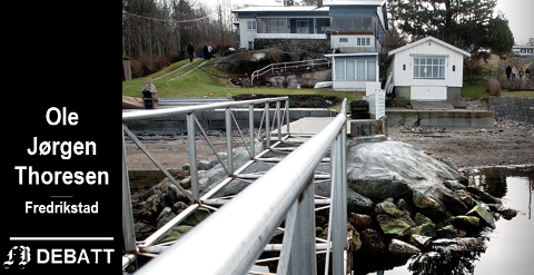 – Bryggeeier vil ende opp med en kostnad på ca 4,5 millioner kroner, opplyser Ole Jørgen Thoresen i innlegget.