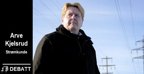 – Jeg har vært kunde hos Fredrikstad Energi siden midten av 1980-tallet og har alltid sagt nei til alle «gode» tilbud fra andre selskaper, men den lojaliteten er det slutt på når de ansatte ofres, er meldingen til Roy Østen Henriksen (bildet).