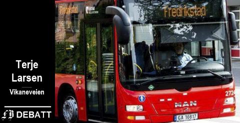 – Det var mange gode replikker og fine kommentarer til en sjåfør som gjorde alt han kunne, ringte kjørekontoret og ba om at flere busser måtte settes inn, melder passasjer Terje Larsen fra Vikanebussen.