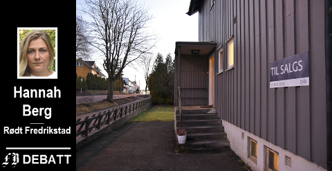 – Vi ønsker å sette i gang tiltak som gjør at flere, også de med dårlig råd, skal komme seg inn på boligmarkedet, skriver Hannah Berg.