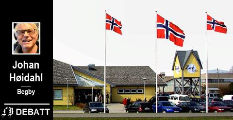 – Kristne menigheter fryser ingen ut, de får heller forfrosne mennesker inn i varmen! heter i Høidahls innlegg.