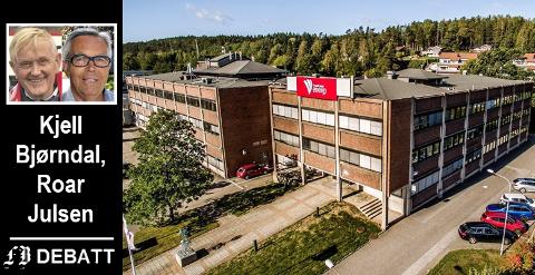 – Det er tvilsomt om Fredrikstad Energi har plussverdi, skriver Bjørndal og Julsen, og mener det er «konsernet Fredrikstad Energi» som fremheves mens verdiene ligger i nettselskapet Norgesnett.