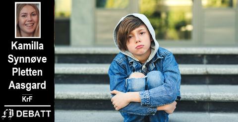 – Barna som er sårbare fra før, får det verre nå som samfunnet står i en krise.