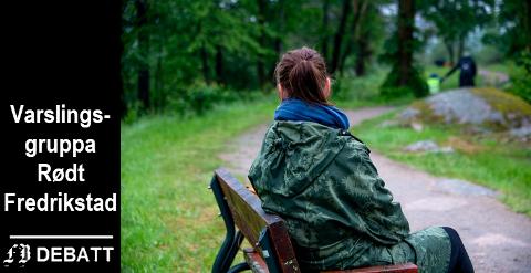 """Varsleren """"Helene"""" i Fredrikstad kommune. Brevforfatterne ser for seg to mulige utfall av saken hennes, og mener begge vil ende med rettssak."""