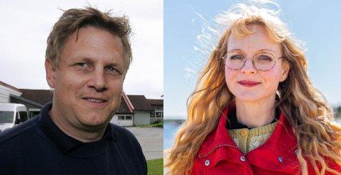 Råde-ordfører René Rafshol og Hvaler-ordfører Mona Vauger mener begge at blomsterforretningene i Viken må få drive etter samme regler som i Oslo.