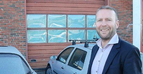 BOSTYRER: Advokat Sten Øyvind Nornes skal rydde opp etter konkursen i Øyvinds Maskin og Transport AS.