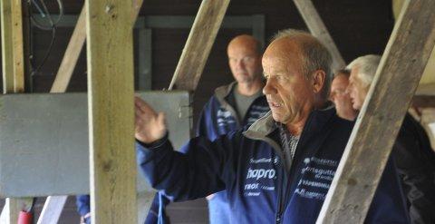 MASSEMØNSTRING: Tingelstad Skytterlag ønsker å arrangere norgescup på Lygna i 2017. Leder Tore Hoff bekrefter overfor Hadeland at prosessen rundt søknaden er godt i gang.