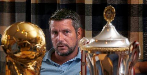 MER GULL? Ferdinand Krohn Haaland er på plass i Randaberg Arena søndag for å lede Djerv 1919s G20-lag i KM-finale mot Sandnes Ulf.