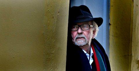 ÅRETS KRIM: Arve Fretheim er prismus motor for Kongsberg Krim. Han og resten av juryen skal kåre en prisvinner under festivalen.
